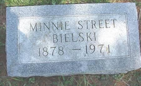 BIELSKI, MINNIE - Winneshiek County, Iowa | MINNIE BIELSKI