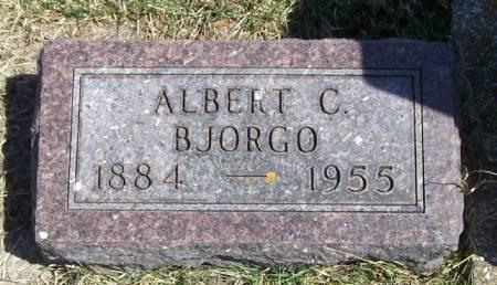 BJORGO, ALBERT C - Winneshiek County, Iowa   ALBERT C BJORGO