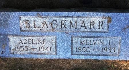 BLACKMARR, ADELINE - Winneshiek County, Iowa | ADELINE BLACKMARR