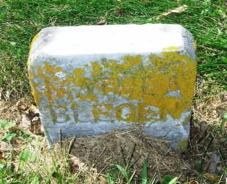 BLEGEN, MATHEA - Winneshiek County, Iowa   MATHEA BLEGEN