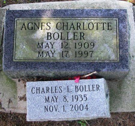 BOLLER, CHARLES L. - Winneshiek County, Iowa   CHARLES L. BOLLER