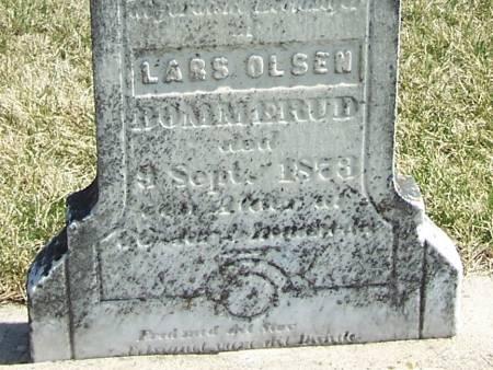 DOMMERUD, LARS OLSEN - Winneshiek County, Iowa | LARS OLSEN DOMMERUD