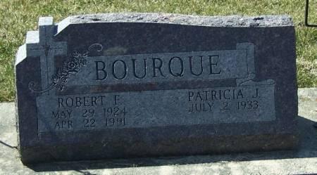 BOURQUE, ROBERT F - Winneshiek County, Iowa   ROBERT F BOURQUE