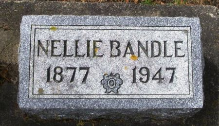 BRANDLE, NELLIE - Winneshiek County, Iowa | NELLIE BRANDLE