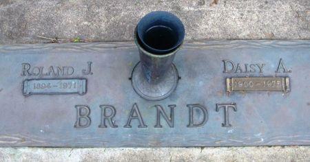 BRANDT, ROLAND J. - Winneshiek County, Iowa | ROLAND J. BRANDT