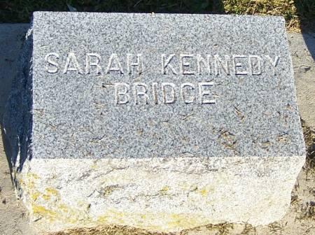 BRIDGE, SARAH - Winneshiek County, Iowa | SARAH BRIDGE