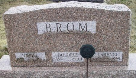 BROM, DOLORES M. - Winneshiek County, Iowa | DOLORES M. BROM