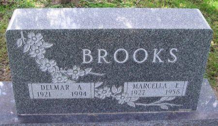 BROOKS, MARCELLA E. - Winneshiek County, Iowa | MARCELLA E. BROOKS