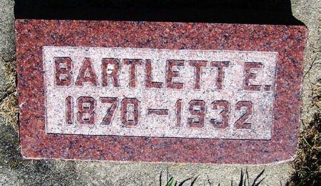 BUCKNELL, BARTLETT E. - Winneshiek County, Iowa | BARTLETT E. BUCKNELL
