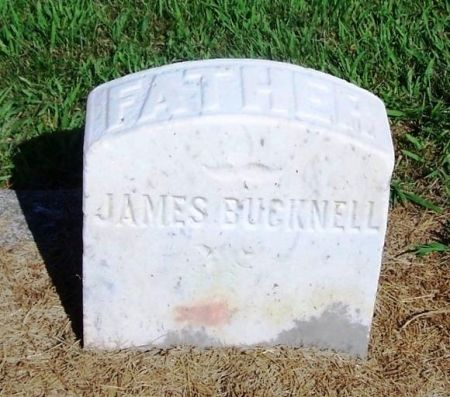 BUCKNELL, JAMES - Winneshiek County, Iowa | JAMES BUCKNELL