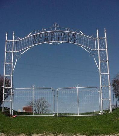 BURR OAK  ENTRANCE, BURR OAK - Winneshiek County, Iowa | BURR OAK BURR OAK  ENTRANCE