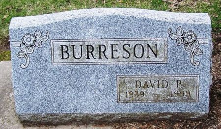 BURRESON, DAVID P. - Winneshiek County, Iowa | DAVID P. BURRESON