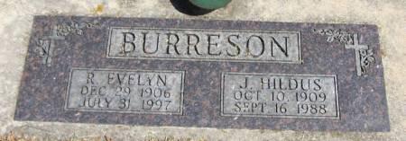 BURRESON, R EVELYN - Winneshiek County, Iowa | R EVELYN BURRESON