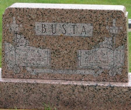 BUSTA, MEGDELANEY E. - Winneshiek County, Iowa | MEGDELANEY E. BUSTA