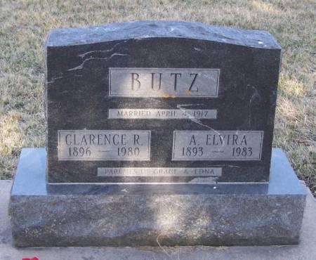 BUTZ, A. ELVIRA - Winneshiek County, Iowa | A. ELVIRA BUTZ