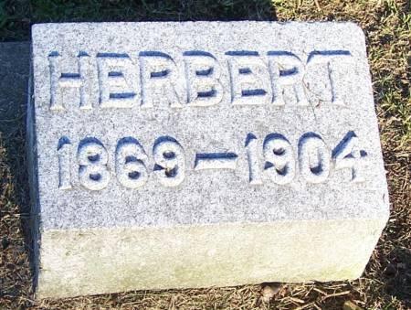 CADWELL, HERBERT - Winneshiek County, Iowa | HERBERT CADWELL