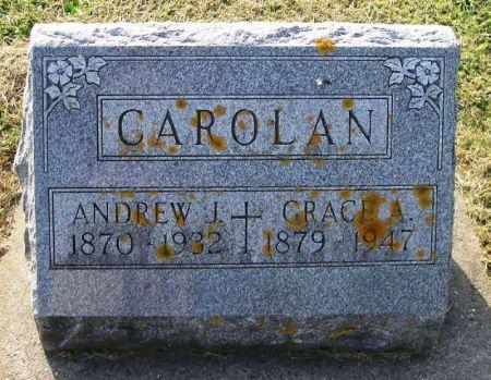 CAROLAN, GRACE A. - Winneshiek County, Iowa | GRACE A. CAROLAN