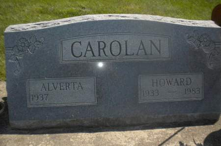 CAROLAN, HOWARD - Winneshiek County, Iowa | HOWARD CAROLAN