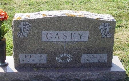 CASEY, ROSE E. - Winneshiek County, Iowa | ROSE E. CASEY