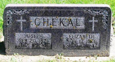 CHEKAL, ELIZABETH - Winneshiek County, Iowa | ELIZABETH CHEKAL