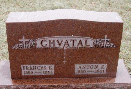CHVATAL, ANTON J. - Winneshiek County, Iowa | ANTON J. CHVATAL