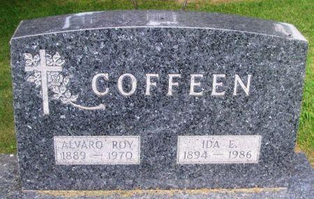 COFFEEN, IDA E. - Winneshiek County, Iowa   IDA E. COFFEEN