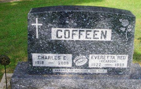 REARDON COFFEEN, EVERETTA