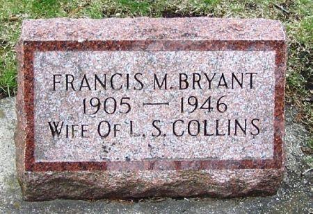 COLLINS, FRANCIS M. - Winneshiek County, Iowa   FRANCIS M. COLLINS