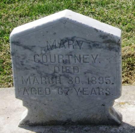COURTNEY, MARY - Winneshiek County, Iowa | MARY COURTNEY