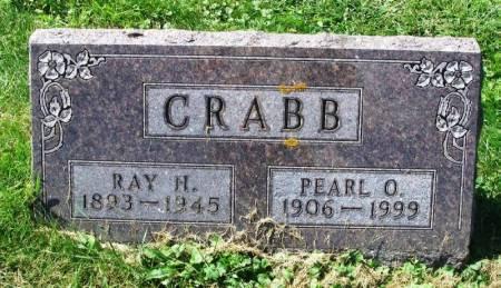 CRABB, RAY H. - Winneshiek County, Iowa | RAY H. CRABB