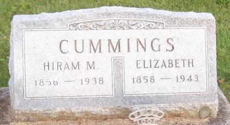 CUMMINGS, HIRAM M. - Winneshiek County, Iowa | HIRAM M. CUMMINGS