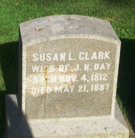 CLARK DAY, SUSAN L. - Winneshiek County, Iowa | SUSAN L. CLARK DAY