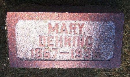 DEHNING, MARY - Winneshiek County, Iowa | MARY DEHNING