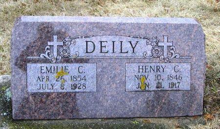 DEILY, EMILLE - Winneshiek County, Iowa | EMILLE DEILY