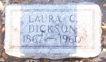 DICKSON, LAURA C - Winneshiek County, Iowa | LAURA C DICKSON