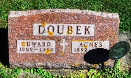 DOUBEK, EDWARD - Winneshiek County, Iowa | EDWARD DOUBEK