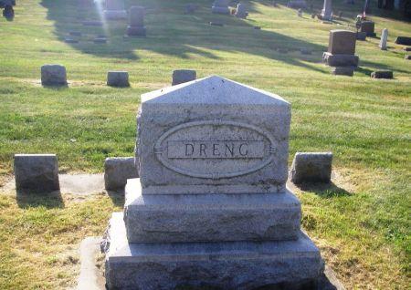 DRENG, JOHN ORRIN FAMILY STONE - Winneshiek County, Iowa | JOHN ORRIN FAMILY STONE DRENG