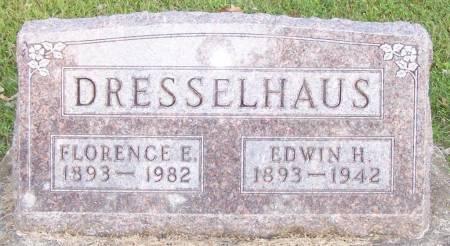 DRESSELHAUS, FLORENCE E - Winneshiek County, Iowa | FLORENCE E DRESSELHAUS