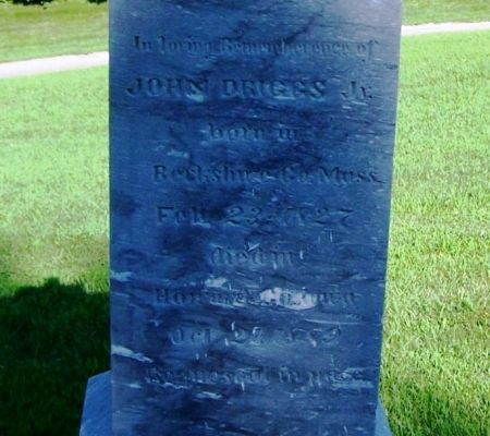 DRIGGS, JOHN JR. - Winneshiek County, Iowa | JOHN JR. DRIGGS