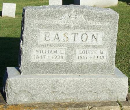 EASTON, WILLIAM L - Winneshiek County, Iowa | WILLIAM L EASTON