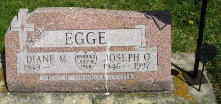 EGGE, JOSEPH ORVILLE - Winneshiek County, Iowa | JOSEPH ORVILLE EGGE