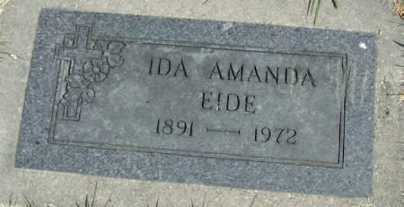 EIDE, AMANDA - Winneshiek County, Iowa | AMANDA EIDE