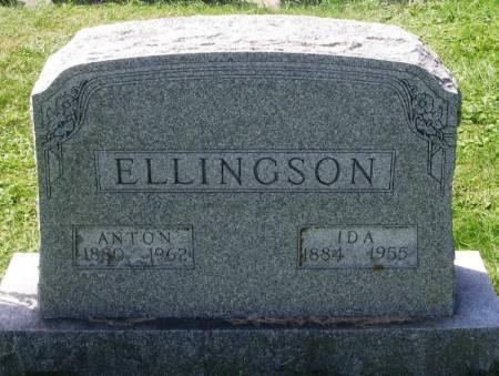 ELLINGSON, ANTON - Winneshiek County, Iowa | ANTON ELLINGSON