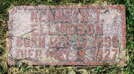 ELLINGSON, KENNETH T. - Winneshiek County, Iowa | KENNETH T. ELLINGSON