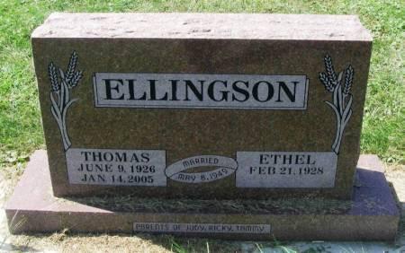 ELLINGSON, THOMAS - Winneshiek County, Iowa | THOMAS ELLINGSON