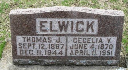 ELWICK, THOMAS J. - Winneshiek County, Iowa | THOMAS J. ELWICK