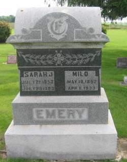 EMERY, MILO - Winneshiek County, Iowa | MILO EMERY