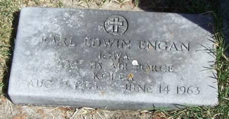 ENGAN, EARL EDWIN - Winneshiek County, Iowa | EARL EDWIN ENGAN