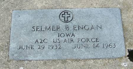 ENGAN, SELMER B - Winneshiek County, Iowa | SELMER B ENGAN