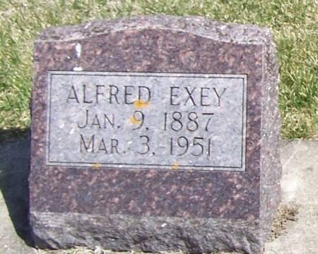 EXEY, ALFRED - Winneshiek County, Iowa | ALFRED EXEY